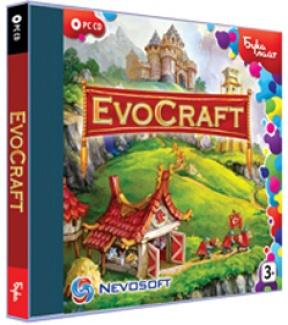 EvoCraft [PC-DVD, Jewel, Русская версия]
