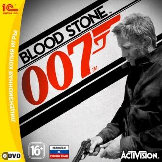 James Bond 007: Blood Stone [PC-DVD, Jewel, Русская версия]