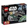 LEGO. Star Wars. (75168) Звёздный истребитель Йоды