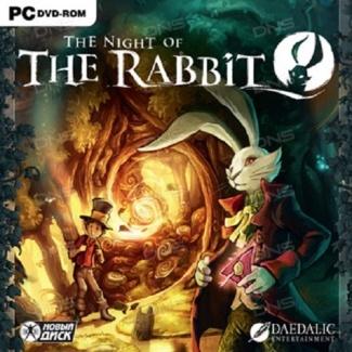 The Night of the Rabbit [PC-DVD, Jewel, Русские субтитры]