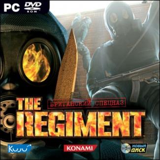The Regiment: Британский спецназ [PC-DVD, Jewel, Русская версия]