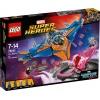 LEGO. Marvel Super Heroes (76081) Милано против Абелиска