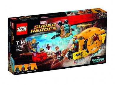 LEGO. Marvel Super Heroes. (76080) Месть Аиши