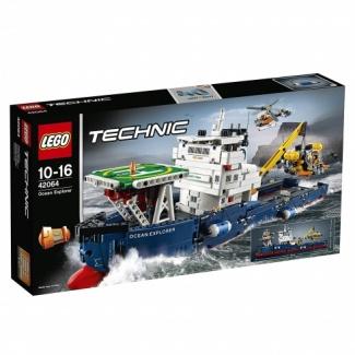 LEGO. Technic. (42064) Исследователь океана