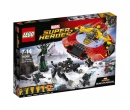 LEGO. Marvel Super Heroes. (76084) Решающая битва за Асгард