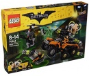 LEGO. The Batman Movie (70914) Химическая атака Бэйна