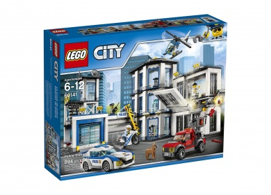 LEGO. City (60141) Полицейский участок