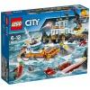 LEGO. City. (60167) Штаб береговой охраны