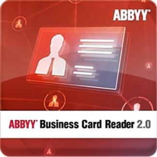 ABBYY Business Card Reader 2.0 (коробочная версия)