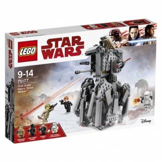 LEGO. Star Wars (75177) Тяжелый разведывательный шагоход Первого Ордена