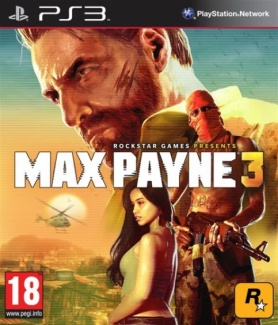 Max Payne 3 [PS3, Английская версия]