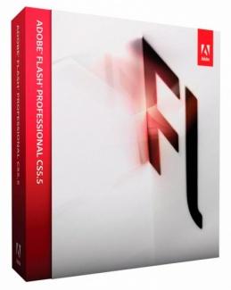 Adobe Flash Pro CS5.5 (коробочная версия)