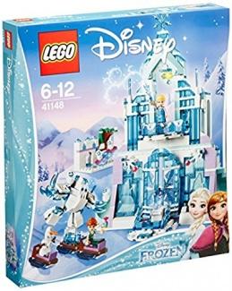 LEGO. Disney Princess (41148) Волшебный ледяной дворец Эльзы