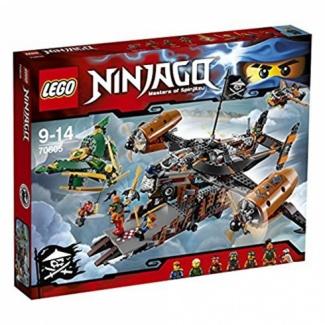 LEGO. Ninjago. (70605) Цитадель несчастий