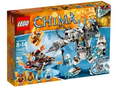 LEGO Legends of Chima (70223) Ледяной бур