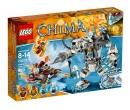 LEGO. Legends of Chima. (70223) Ледяной бур