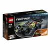 LEGO. Technic. (42072) Зеленый гоночный автомобиль