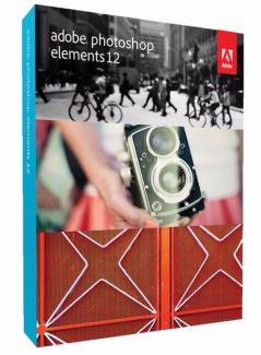 Adobe Photoshop Elemets 12 (коробочная версия)
