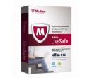 Антивирус McAfee LiveSafe (карта активации)