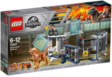LEGO. Jurassic World (75927) Побег стигимолоха из лаборатории