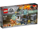 LEGO Jurassic World. (75927) Побег стигимолоха из лаборатории