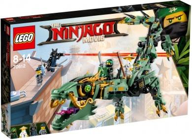 LEGO. The Ninjago Movie (70612) Механический Дракон Зеленого Ниндзя (испорченная коробка)