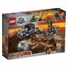 LEGO. Jurassic World. (75929) Побег в гиросфере от Карнотавра