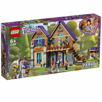 LEGO. Friends (41369) Дом Мии