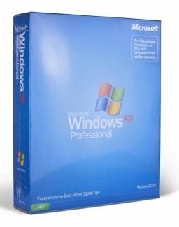 Microsoft Windows XP Pro SP2 Russian DSP 1 License OEI CD