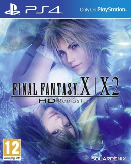 Final Fantasy X  X-2 (HD Remaster) [PS4, Русская документация]