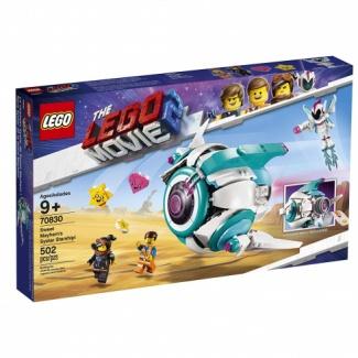 LEGO. The LEGO Movie (70830) Подруженский Звездолёт Мими Катавасии