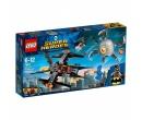 LEGO. DC Super Heroes (76111) Бэтмен: ликвидация Глаза брата
