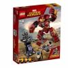 LEGO. Marvel Super Heroes AVENGERS infinity wars (76104) Бой Халкбастера