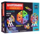 Magformers. Магнитный конструктор Carnival Set 46 (Creator)
