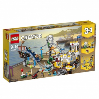 LEGO. Creator (31084) Пиратские горки