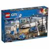 LEGO. City (60229) Площадка для сборки и транспорт для перевозки ракеты