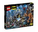 LEGO. DC Super Heroes (76122) Вторжение Глиноликого в бэт-пещеру