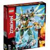 LEGO. Ninjago (70676) Механический Титан Ллойда