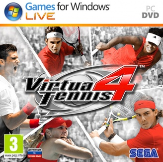 Virtua Tennis 4 [PC-DVD, Jewel, Русская версия]