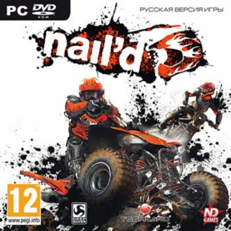 Nail'd [PC-DVD, Jewel, Русская версия]