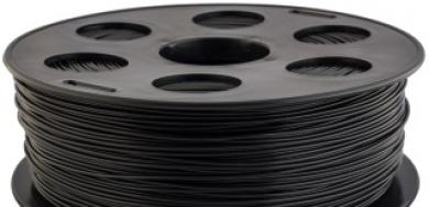 ЧЕРНЫЙ ABS Пластик BestFilament для 3D принтеров 1кг (1,75мм)