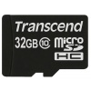 Карта памяти Transcend microSDHC 32Gb Class10 TS32GUSDC10