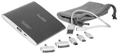 Внешний аккумулятор TopON TOP-AIRmini для смартфонов, планшетов, цифровой техники, iPhone, iPad на 3500mAh, 13Wh