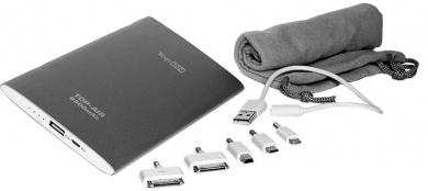 Внешний аккумулятор TopON TOP-AIR для смартфонов, планшетов, цифровой техники, iPhone, iPad на 6500mAh, 24Wh