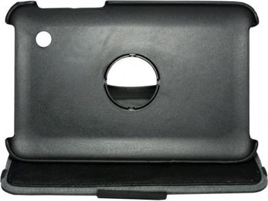 """Чехол 7"""" SonicSettore Seoul для Galaxy Tab 3, Исскуственная кожа, Черный 371049"""