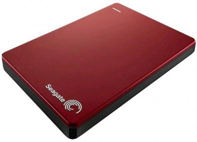 "Внешний жесткий диск Seagate 1Tb Backup Plus Red STDR1000203 2.5"" USB 3.0 Красный"