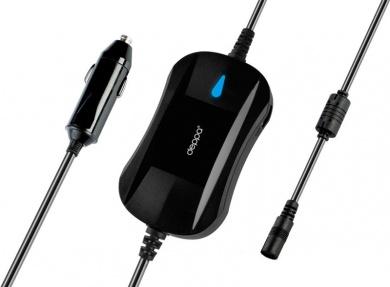 Автомобильное зарядное устройство (12 коннекторов) USB 1А, 90Вт. Deppa 21102