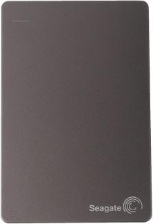 """Внешний жесткий диск Seagate 1Tb Slim STDR1000201 2.5"""" USB 3.0 Серебристый"""