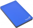 """Внешний жесткий диск Seagate 2Tb Slim STDR2000202 2.5"""" USB 3.0 Синий"""