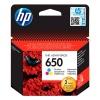 Картридж HP 650 для DeskJet IA 1515 2515 3515 Цветной 360стр CZ102AE